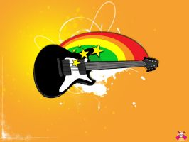 Rockstar Rainbow by Nikkiej