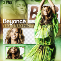PNG Pack(381) Beyonce by BeautyForeverr