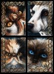 Pretty Pets - ACEO Commissions by LuxDani