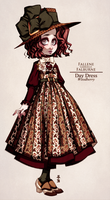 Fallene's Day Dress by Seitou