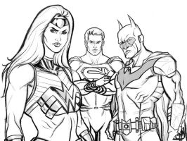 Trinity MoS WIP by CJ-Williams