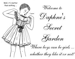 New title page by Daphnesecretgarden