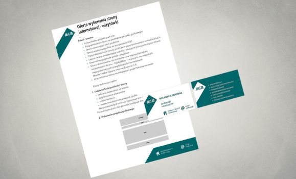 MC3 - stationary+business card by forty-winks