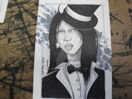Indie Day Zatanna by BankyOne