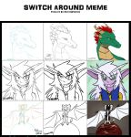 Switch Meme by Avadena