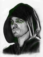Green Arrow by nauseto