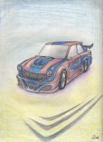 Trabant by D3liN4o