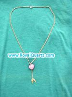 Angelic Heart Necklace by royalquartz
