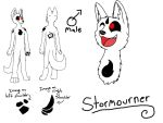 Stormourner by LuneTheUmbreon