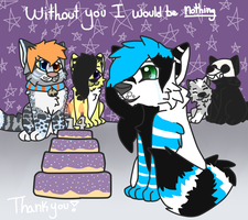Thank you for everything by MoonWolf31