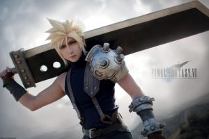 Cloud strife by okageo