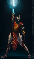 FANTASY FRAME: Excalibur by Hazu-haze
