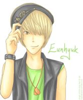 Eunhyuk by ange-of-the-top-hat