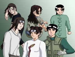 Team Guy: The Lonely Ones by ode2sokka
