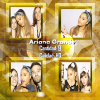 Ariana Grande 1 Photopack ---- ElizabethEditions25 by ElizabethEditions25