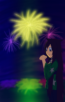 Happy New Year by TrainerKelly