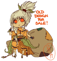 [CLOSED] Old Design Sale ~ AUCTION by hoothoo