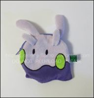 Zipper Pouch: Goomy by Serenity-Sama