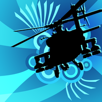 Vector helecopter by Mckitty07