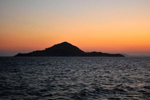 Cyclades sunset 1 by wildplaces