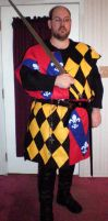Me in my Tabard by MadisonHRW