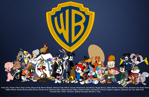 Warner Brothers by ArcherXX