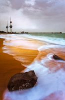 Silk Beach .. by Photographertech