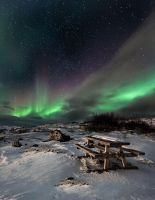 Northern lights by collargoll
