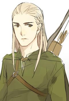 Legolas by mixed-blessing
