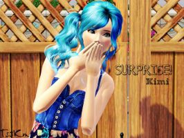 surprise! by TheSims3KawaiiMaker
