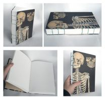 Handmade sketchbook for Gabby by Endless-Ness