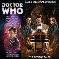 Doctor Who 7.01 Asylum Of The Daleks by 10kcooper