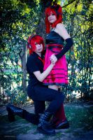 Teto and Ted Magnet Version -25 by DamianNada