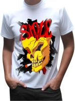 shirt skull by 1995Andrew