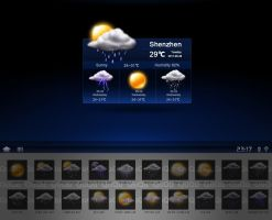 weather icons by imququ