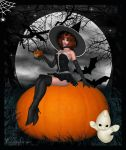 Halloween 09 by CarlaSophia