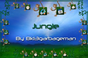 Jungle by bk13garbageman