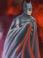 batman by piltrimin