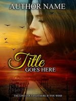 FrinaArt_6832 ( Pre-made book cover )-SOLD by FrinaArt