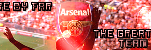 Arsenal Banner by mikaelmello
