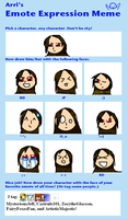 Celebrian- Emoticons by SonicMasterCelebrian