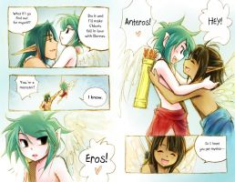 Tragedy of Psyche 49-50 by Achiru-et-al