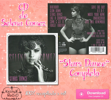 Selena Gomez CD - STARS DANCE by RoohEditions