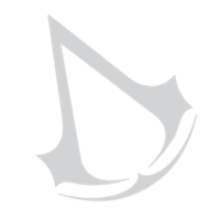 Assassin's Creed cursors white by DragoAnasazi