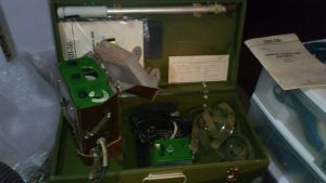 Russian DP5V Geiger Counter (5) - Spread Out view by TheWarRises