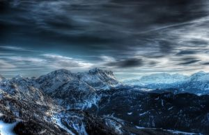 Mountains HDR by MGawronski
