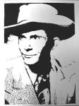 Hank Williams by TheLoveTerrorCult