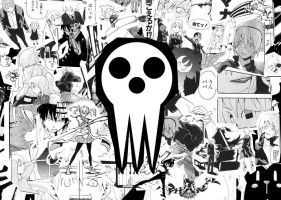 Soul eater Wallpaper by Quila-Quila