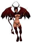 Succubus by Selkirk by carol-colors