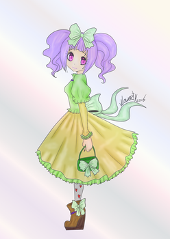 Color Practice by Metanaito-kyou